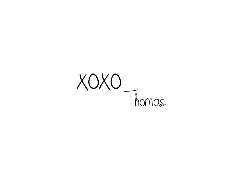 xoxo thomas