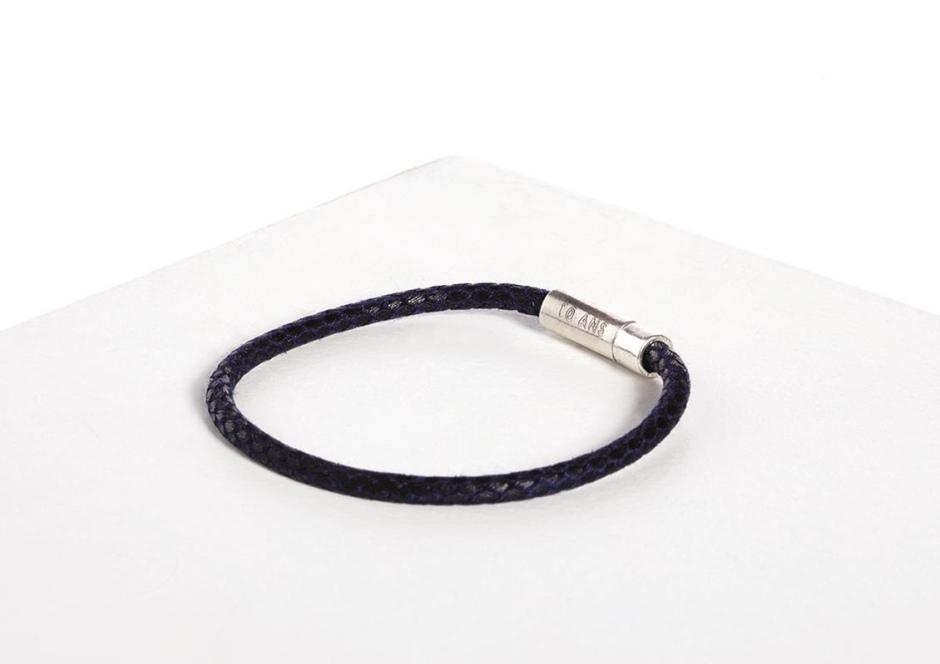 Medecine Douce Men's bracelet, 45 € Tin / Silver / Acryl