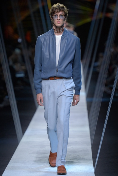 Canali Men's Spring 2017