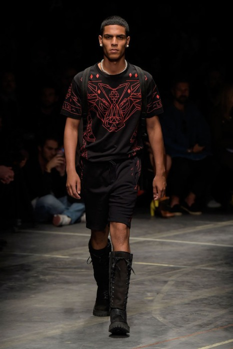 Marcelo Burlon county of Milan Men's Spring 2017