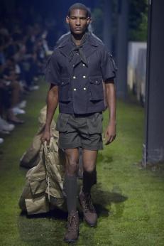 Moncler Men's Spring 2017
